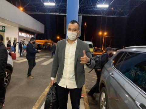 Jair Ventura é o novo técnico da Chapecoense (Foto: Equipe Nota 10)