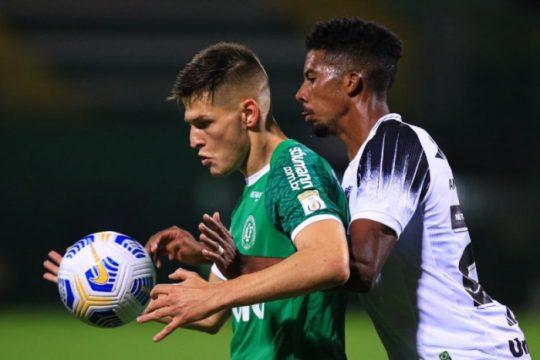 Chapecoense e Ceará empatam sem gols na Arena Condá (Foto: Márcio Cunha / ACF / Divulgação)