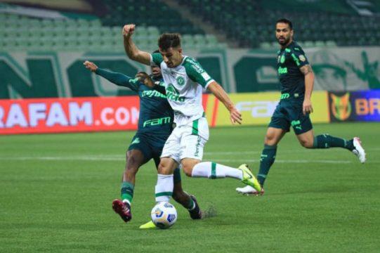 Equipe catarinense sofreu três gols ainda no primeiro tempo (Foto: Márcio Cunha / ACF)