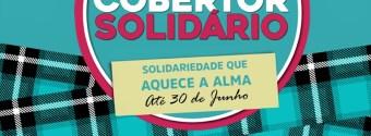 Campanha Cobertor Solidário 2021 busca aquecer o povo catarinense