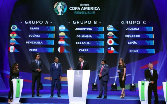 Última edição do torneio, em 2019, também foi realizada no Brasil (Lucas Figueiredo / CBF)