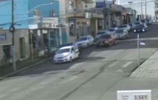 Bombeiro Militar salva motorista que desmaiou ao volante em Santa Cecília