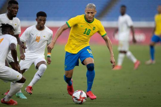 Olimpíadas: Brasil empata com Costa do Marfim no futebol masculino