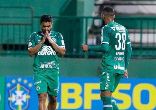 Chapecoense ainda não venceu no Brasileirão 2021 (Foto: Dinho Zanotto / ACF)