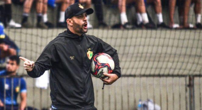 Jerson Testoni volta de suspensão pelo terceiro amarelo (Foto: Jefferson Alves / Brusque FC)