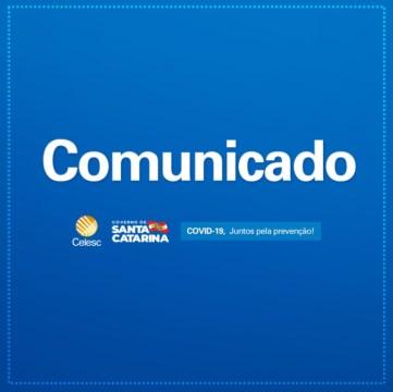 Ruas de Pouso Redondo terão falta de energia elétrica no próximo sábado (24)
