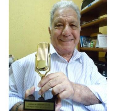 Dublador Mário Monjardim (Foto: Divulgação / MF Press Global)