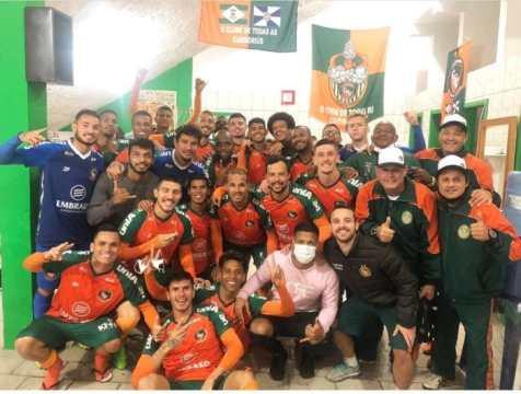 Foto: Instagram / Camboriú FC
