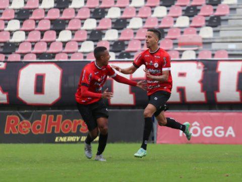 Com pênalti não marcado, JEC empata com o Avaí pela Copa SC
