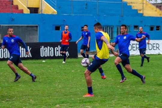 Marcílio Dias recebe o Figueirense pela Copa Santa Catarina