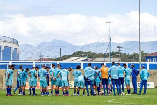 Na 23ª rodada da Série B, equipe avaiana tem segunda melhor defesa da competição (Foto: Leandro Boeira / Avaí FC)