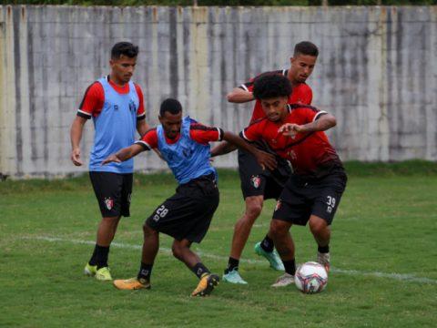 JEC estreia contra o Caçador nesta quarta-feira (Foto: Vitor Forcellini / JEC)
