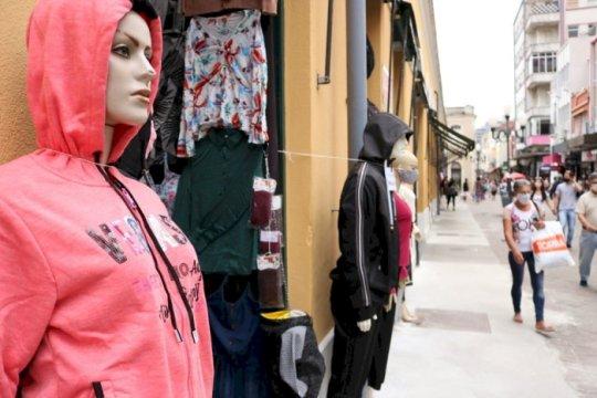 Confiança do comerciante catarinense segue em alta