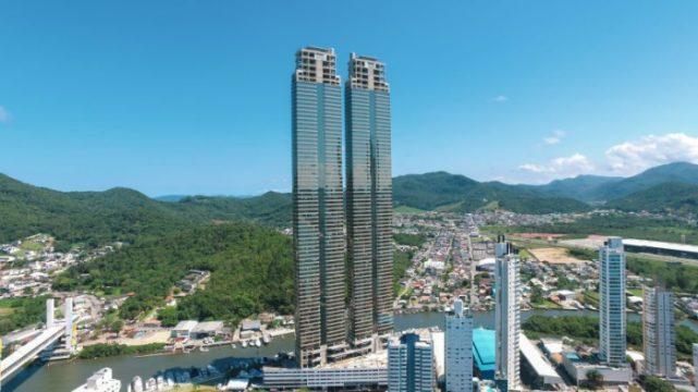 Quanto custa morar no prédio mais alto da América Latina e ser vizinho do Neymar em BC?