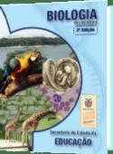 capa do livro de biologia
