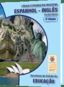 capa do livro de inglẽs e espanhol