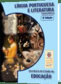 capa do livro de língua portuguesa e literatura
