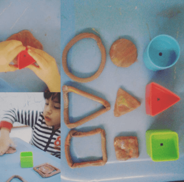 Actividades para enseñar figuras geometricas - Educahogar.net