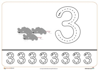 07grafomotricidad numeros