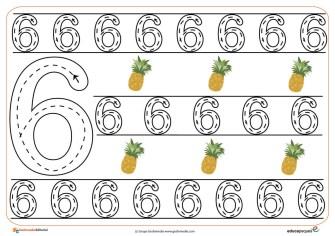 13grafomotricidad numeros