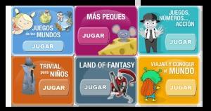 botones juegos educapeques