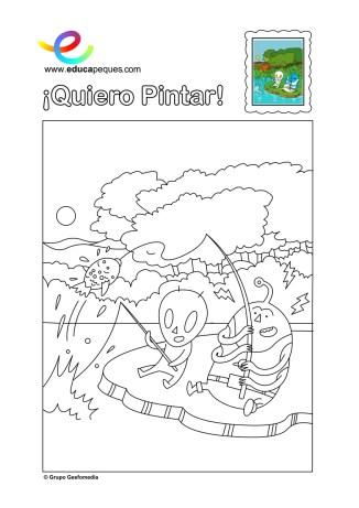colorear_pancracio-pesca