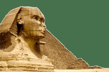 esfinge de Giza o Gizeh
