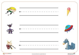 trazos, grafomotricidad, grafo, recursos para el aula, fichas gratis, fichas infantil