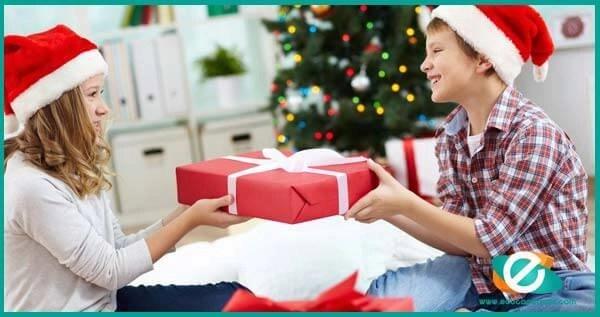 navidad con los niños