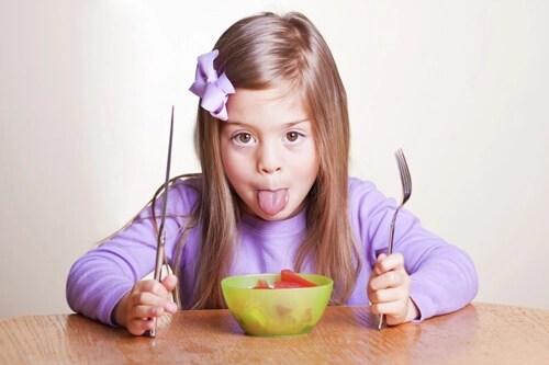 escuela de padres, comer niños, no come, problema en la comida
