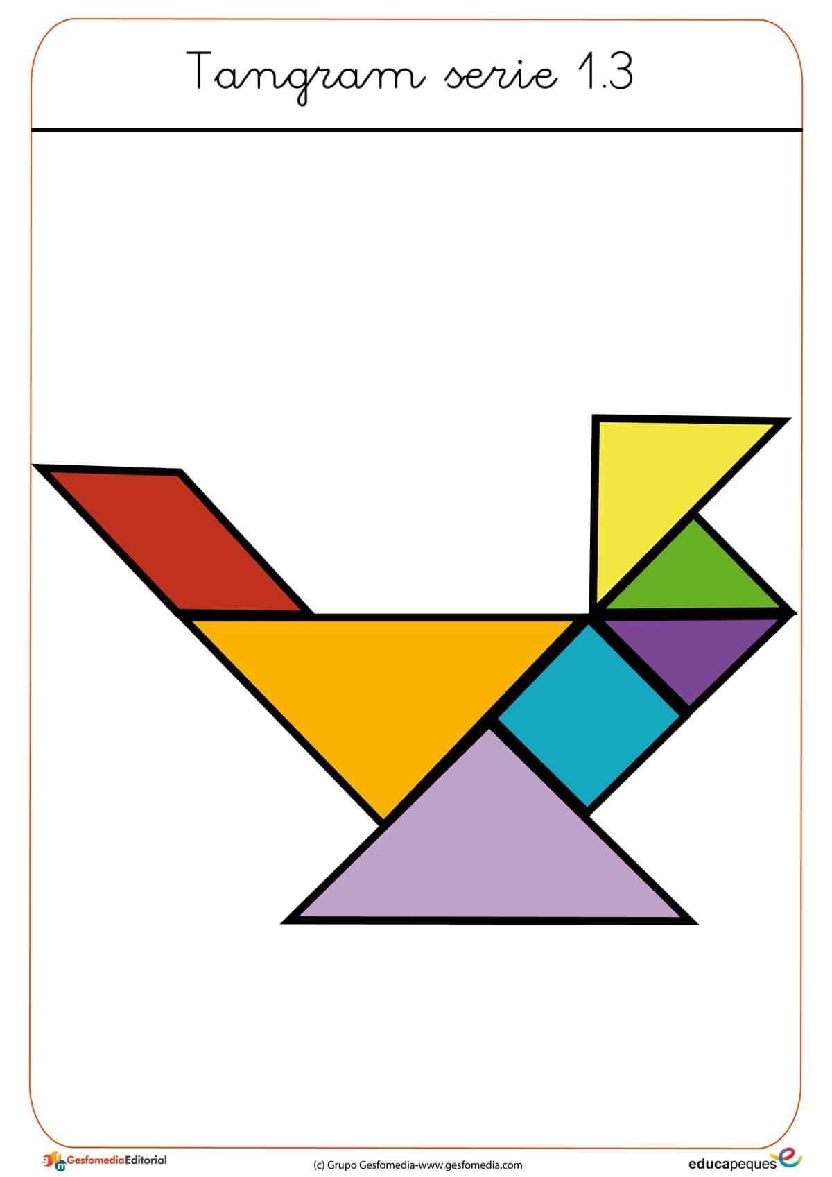 Soluciones Tangram 3 6