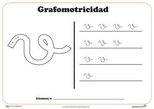 """Ficha de grafomotricidad con la letra """"V"""""""