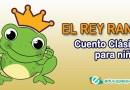Cuento clásico infantil: El rey rana