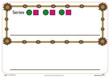 comprensión con ejercicios de series