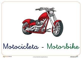 moto ficha transporte