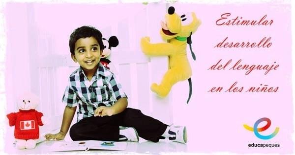 4 actividades para estimular el desarrollo del lenguaje en niños