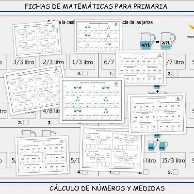 Números y medidas