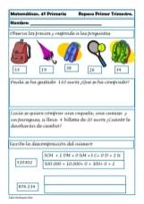 Matemáticas cuarto de primaria 27