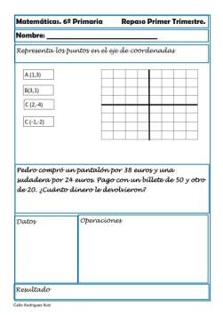 ejercicios matematicas sexto primaria 06