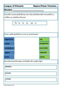 fichas lengua quinto primaria 02