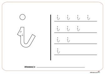 grafo vocales i