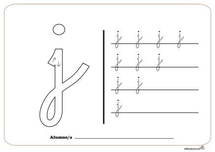 grafo consonantes j