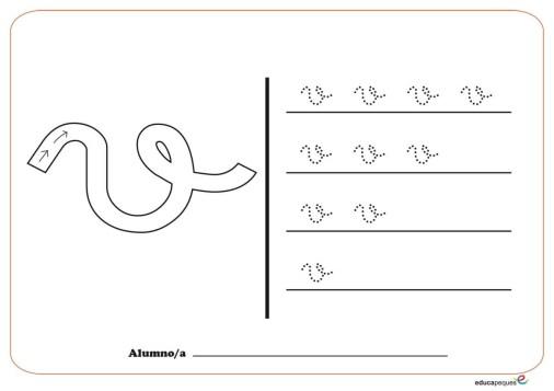 grafo consonantes v