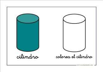 figuras geometricas cilindro