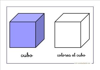 figuras geometricas cubo