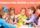escritura infantil, escritura en niños, mala letra