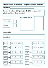 matemáticas tercero primaria 03