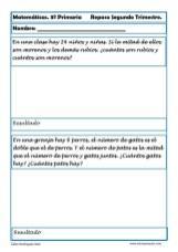 matemáticas tercero primaria 17