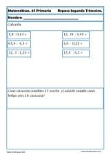 matemáticas sexto primaria 09
