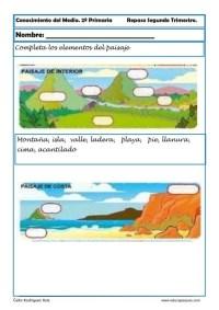 conocimiento del medio segundo primaria 20